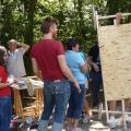 autoepites, kretaiv, outdoor csapataepites, teambuilding,