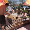 csapatépítés, outdoor, élmény és kalandprogramok, kihívás, teamsuccess.hu, papirhajó építés