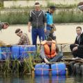 csapatépítés, outdoor, élmény és kalandprogramok, kihívás, teamsuccess.hu, tutajépítés
